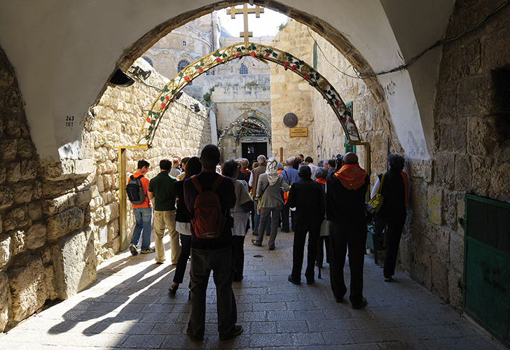 Faith based travel - Jerusalem photo