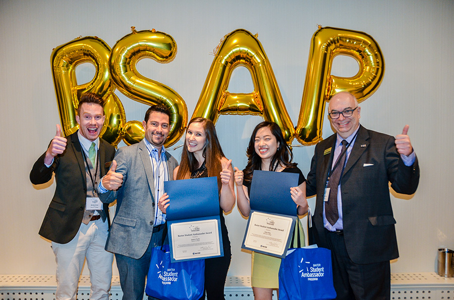 Giving BSAP 2017 a big thumbs-up