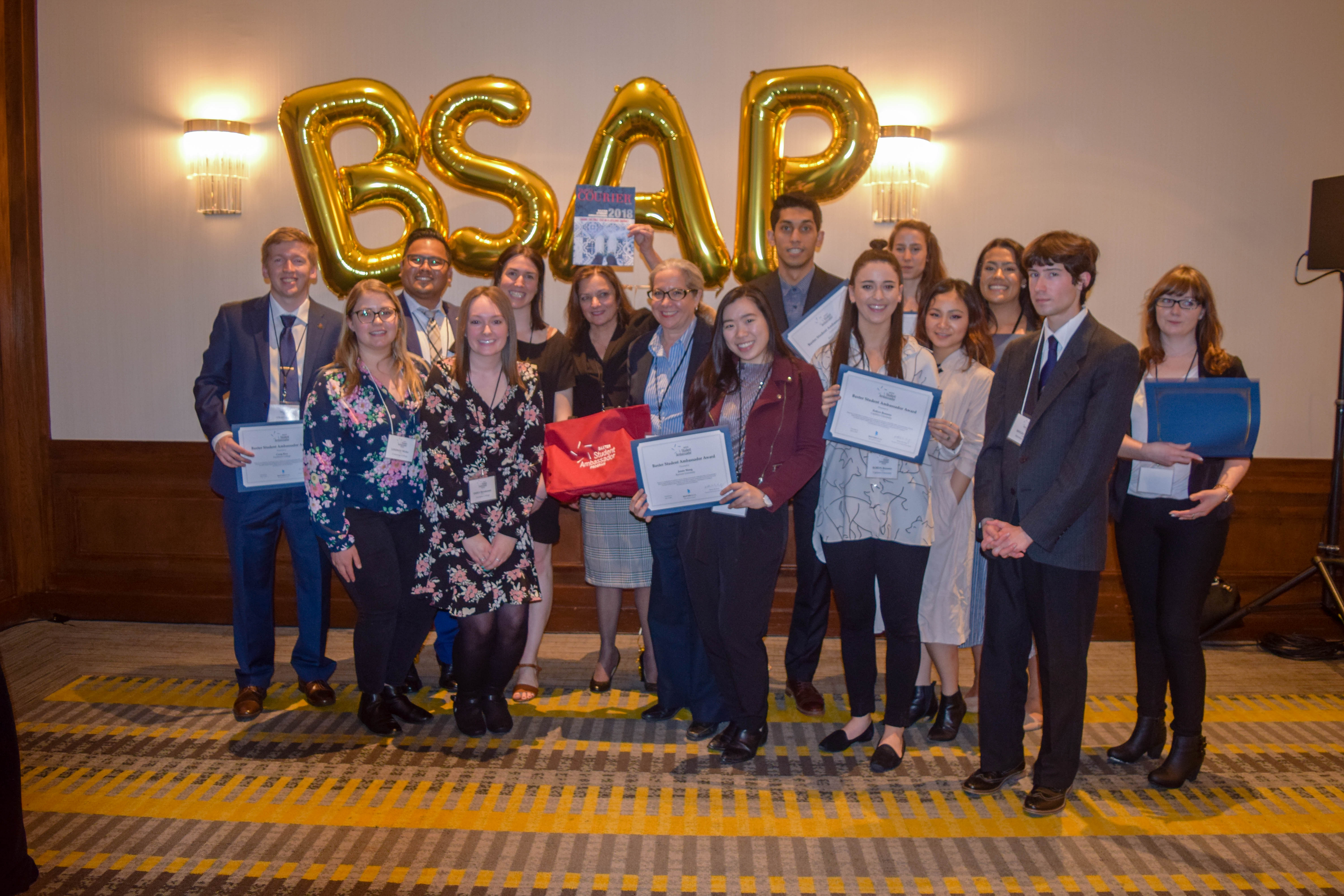 The 2018 BSAP Awards Luncheon was a resounding success by all accounts.
