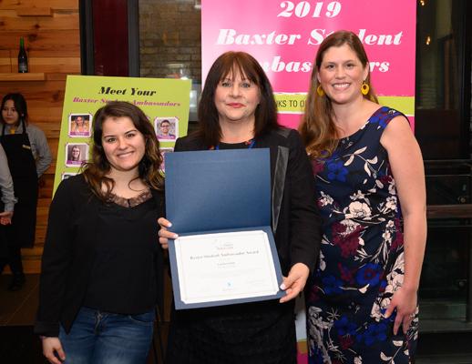 Lori Gibb Humber College Winner!
