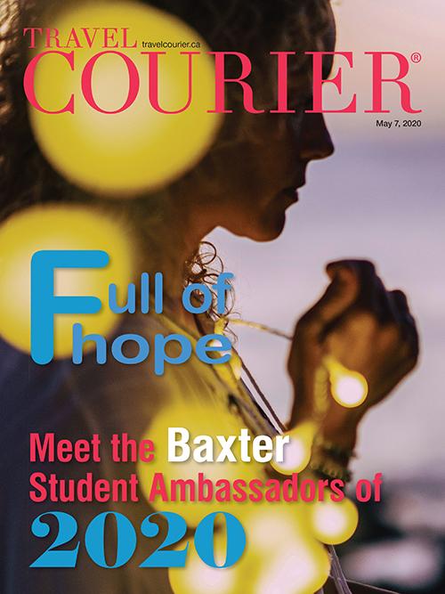 Meet the Baxter Student Ambassadors of 2020